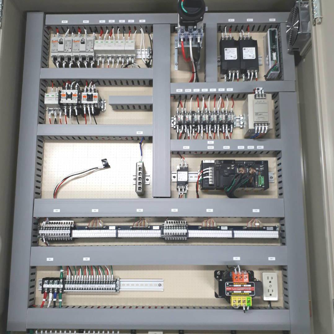制御盤製作 制御盤1